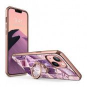 Supcase IBLSN Cosmo Snap iPhone 13 - Marble Lila