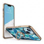 Supcase IBLSN Cosmo Snap iPhone 13 - Ocean Blå