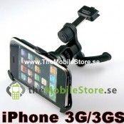 Bilhållare till bilens fläktgaller för iPhone 3G/3GS