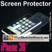 Clear Skärmskydd till iPhone 3G/3GS