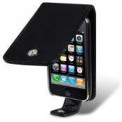 Flip Fodral till Apple iPhone 3G / 3GS (Svart)