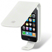 Flip Fodral till Apple iPhone 3G / 3GS (Vit)