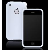 Rearth Silikon Skal till iPhone 3GS (Vit)