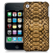 Skal till Apple iPhone 3GS - Ormskinn