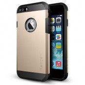 SPIGEN Tough Armor Skal till Apple iPhone 6/6S (Gold)