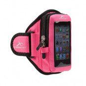 Armpocket Aero i10 Armband till smartphone (Rosa)