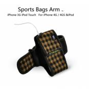 PCMAMA Sportarmband till iPhone 4S/4 / 3G / 3GS / iPOD