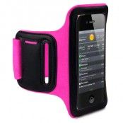 Sportarmband till iPhone 4S/4 / 3GS (ROSA)