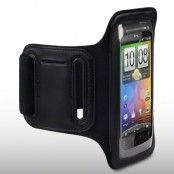 Sportarmband till iPhone 4S/4 / 3GS (Svart)