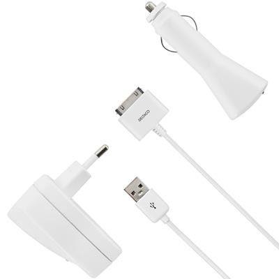 Laddare till iPhone 4S4 TheMobileStore
