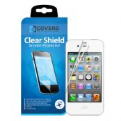 CoveredGear Clear Shield skärmskydd till iPhone 4S/4