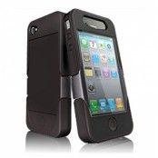iSkin Revo4 till iPhone 4/4S - Brun/Svart