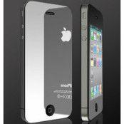 Mirror Skärmskydd till  iPhone 4S/4