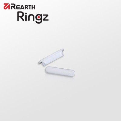 Ringz dammskydd till iPhone, iPod och iPad (2st) Vit