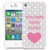Skal till Apple iPhone 4S - Morsdag -Världens bästa mamma