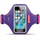 Shocksock Eziflex Sportarmband till iPhone 5S/5 - Lila