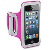 Sportarmband till iPhone 5S/5 (Rosa)