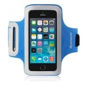 Sportsarmband till iPhone 5S/5 (Blå)