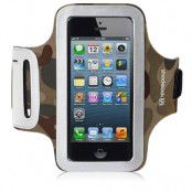 Sportsarmband till iPhone 5S/5 (Camouflage)