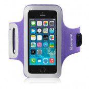 Sportsarmband till iPhone 5S/5 (Lila)