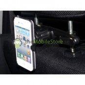 Nackstöd Bilhållare till Apple iPhone 5/5S/SE