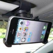 Solskydd Bilhållare till Apple iPhone 5/5S/SE