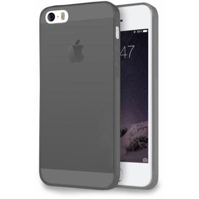 Champion Slim Cover (iPhone 5/5S/SE) - Transparent