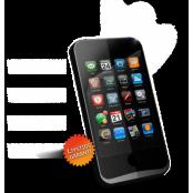 Copter Displayfilm (iPhone 5/5S/5C/SE)