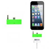 30 pin till lightning 3.5mm audio adapter till iPhone 5S/5