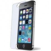CellularLine härdat glas, skärmskydd iPhone 5S/5C/5