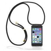 CoveredGear Necklace Case iPhone 5 - Black Cord