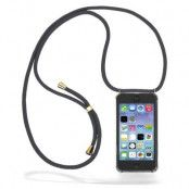CoveredGear Necklace Case iPhone 5 - Grey Cord