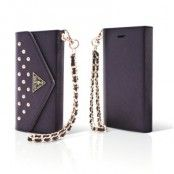 Guess iPhone 5/5S Studded Clutch Case - Svart