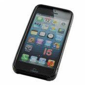 iPhone 5 / 5S / SE S-Curve TPU Fodral - Svart