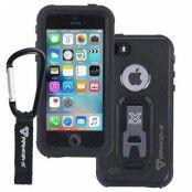 iPhone 5/5S/SE Armor-X Ultimate Vattentätt Fodral - Svart