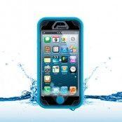 Naztech Vault Vattentätt Skal till Apple iPhone 5/5S/SE (Blå)