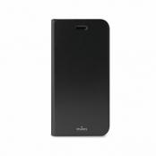Puro Apple iPhone 6(S) Plus Eco-Leather Cover - Svart