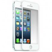 STK Glaze Tempered Shield till Apple iPhone 5/5S/SE (Vit)