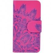 Monsoon Magnetic Diary Cover (iPhone 5/5S) - Rosa/lila