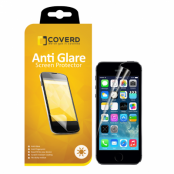 CoveredGear Anti-Glare skärmskydd till iPhone 5/5S/SE