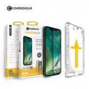 CoveredGear Easy App härdat glas skärmskydd till iPhone 5/5S/SE