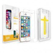 Easy App Premium Skärmskydd iPhone 5/5S/SE - Transparent