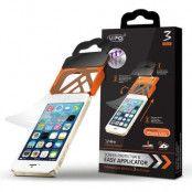 Vipo transparent skärmskydd för iPhone 5/5S/5C, inkl applikator, 3-pack