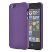 Baksidesskal till Apple iPhone 5/5S/SE - Sand - Lila