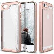 Caseology Skyfall Skal till Apple iPhone 5/5S/SE - Rose Gold
