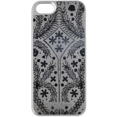 Christian Lacroix Hard Case (iPhone 5/5S/SE) - Silver
