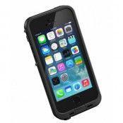 LifeProof Fre Case (iPhone 5/5S) - Svart