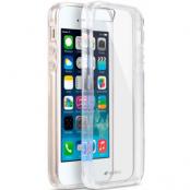 Melkco Polyultima Skal till Apple iPhone 5/5s/SE - Transparent