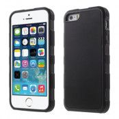 MYFONLO Magic Stick Skal till Apple iPhone 5/5S/SE - Svart