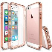 RINGKE Fusion skal till Apple iPhone 5/5S/SE - Rose Gold